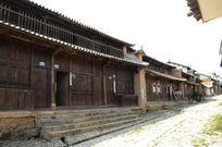 云南驿老建筑