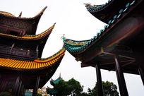 中国阁楼建筑