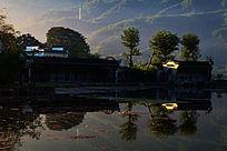 呈坎的传统建筑