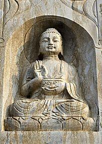 中国寺庙佛像石刻
