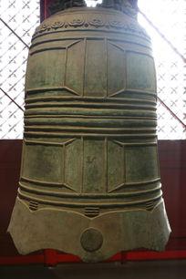 明代智化寺铜钟古钟