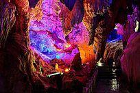 银子岩—-世界溶洞奇观