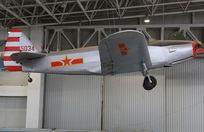 国产老式螺旋桨飞机