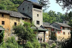 黄姚古镇建筑