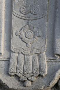 十三陵神道古代服饰石雕