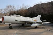 退役的中国空军苏轼米格战队机