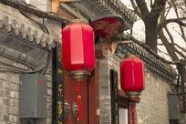 中国古典院门造型