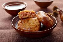 传统小吃腐乳饼