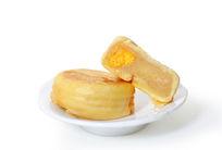 蛋黄果酱馅饼