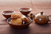 腐乳饼和功夫茶