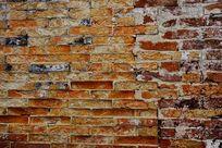 历史红砖墙背景