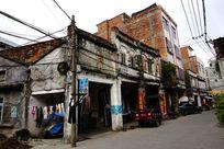 乡镇老街道