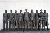 《红军长征的将领们》