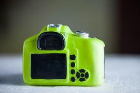 绿色的相机