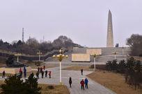 狮脑山百团大战纪念广场
