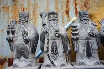 财神爷雕像