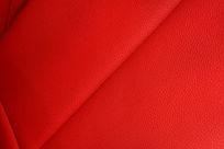 红色软包皮纹理