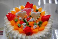 花漾甜心蛋糕