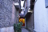 丽江老城小巷
