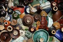 历史陶瓷文化墙
