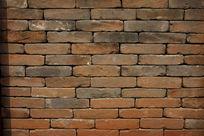 泥砖墙背景