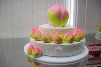 蟠桃荟萃蛋糕