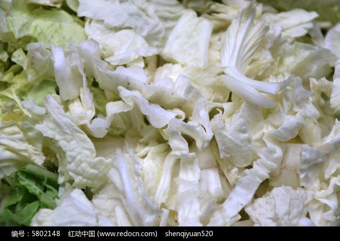 白菜泥工步骤图