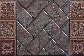 复古墙砖材料