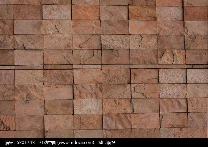 文化砖墙背景图片