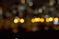 傍晚光斑背景