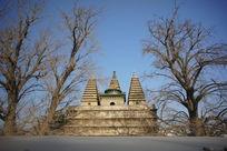 北京真觉寺金刚宝座塔