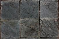 方格水泥石板