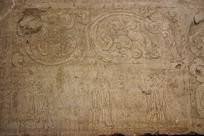 王时邕墓志十二生肖雕刻