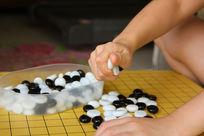 儿童下棋盘