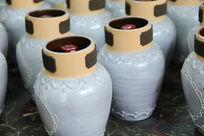 绍兴黄酒瓷罐装