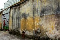 老墙壁广州红砖厂