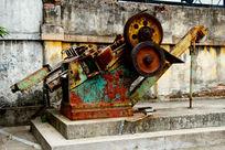 35吨自动冲床广州红砖厂