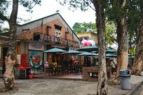 表叔茶餐厅广州红砖厂