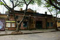 广州红砖厂厂区