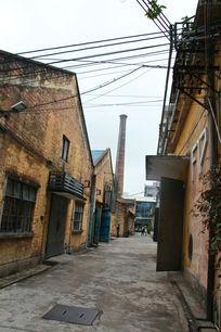 广州红砖厂老厂区
