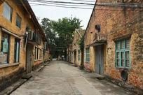 广州红砖厂老房子
