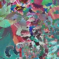 马赛克拼花瓷砖