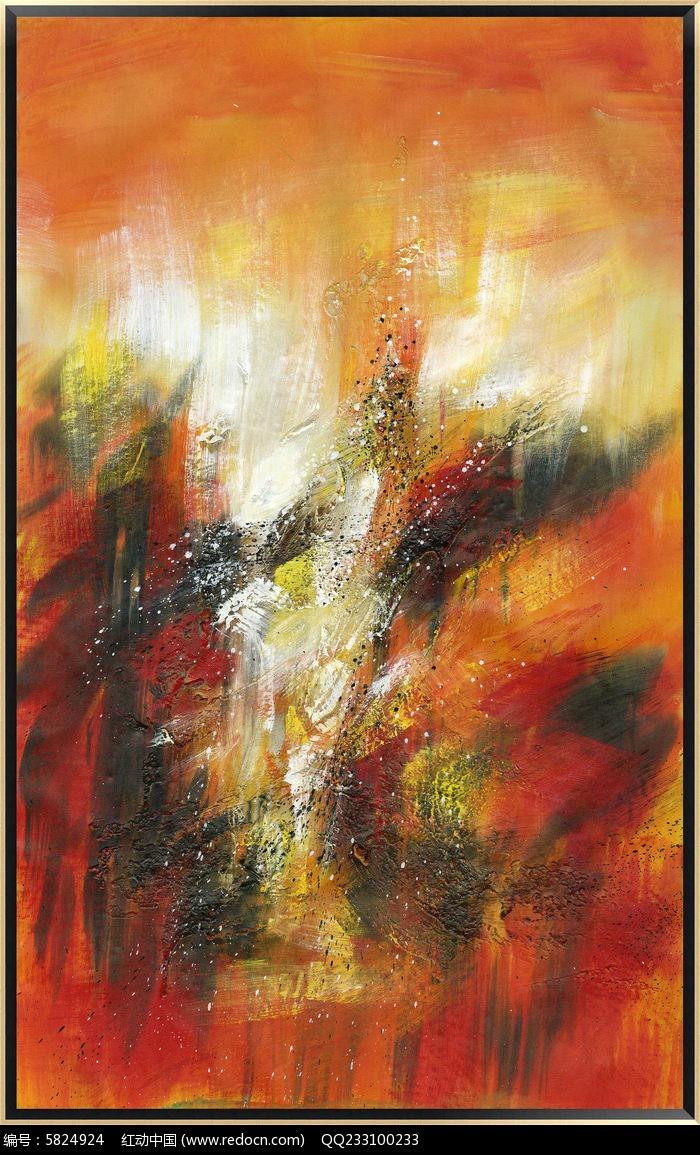 油画抽象画图片,高清大图_插画绘画素材