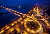 夜魅公路大桥