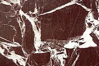 深色大理石纹理