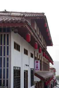 日式建筑风景