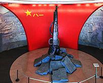 八一南昌起义纪念馆大型圆雕《石破天惊》
