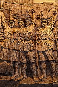 八一南昌起义纪念馆浮雕