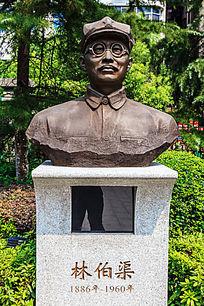 八一南昌起义纪念馆林柏渠塑像
