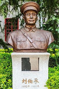 八一南昌起义纪念馆刘伯承塑像